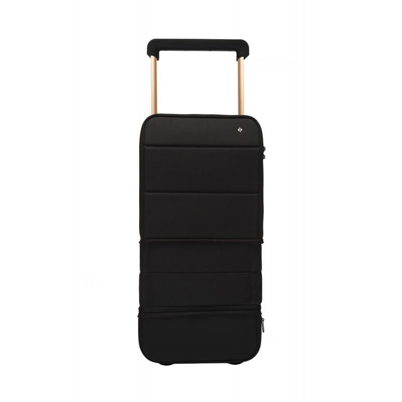 法國品牌 『KABUTO』Xtend® 可擴充式智能指紋解鎖行李箱 - 顏色: Black Copper 黑銅 ( 香港行貨 , 原廠三年保養 )